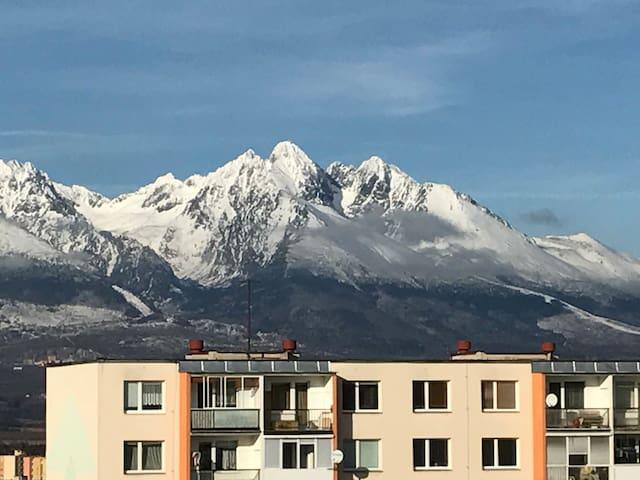 Apartmán Poprad - Tatry