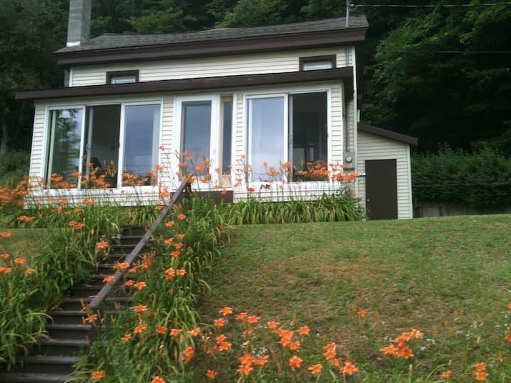 Lovely house on Delaware River