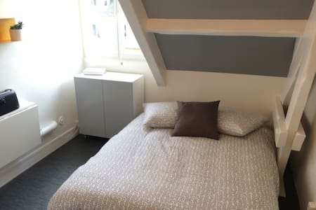 Studio flat in the heart of Caen - Caen - Leilighet
