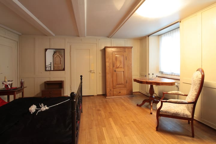Authentic Old Style Apartment - Densbüren - Huoneisto