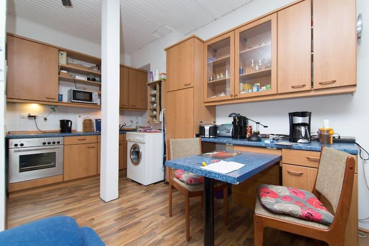 I-ApartmGRUGA/UniKlinik/MESSE Essen - Essen - Lägenhet