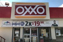 Oxxo Connivence store 1 block from property