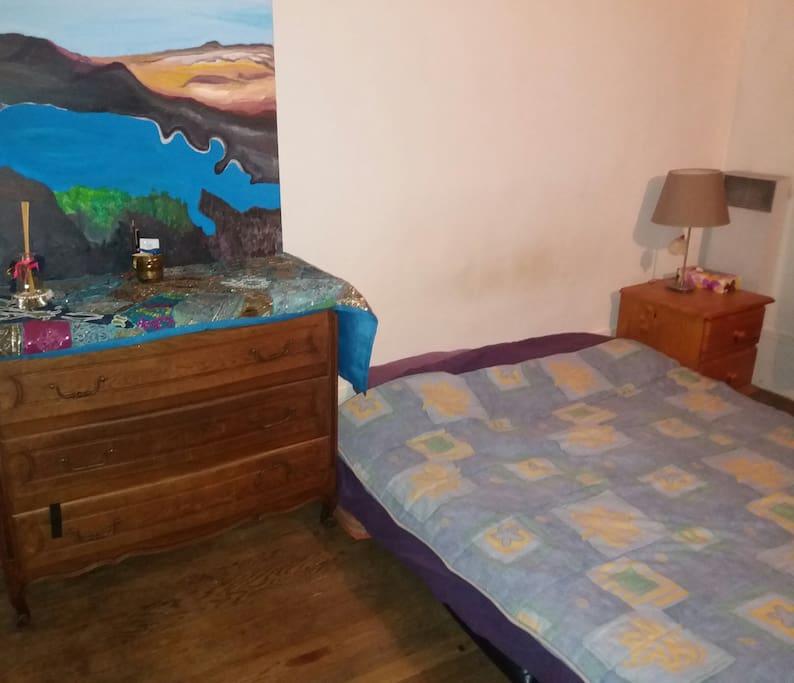 votre chambre , your room, tu cuarto