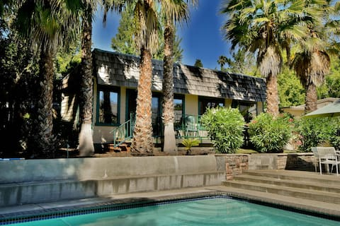 Charming Guest House+SPA, Pool near Downtown/BART
