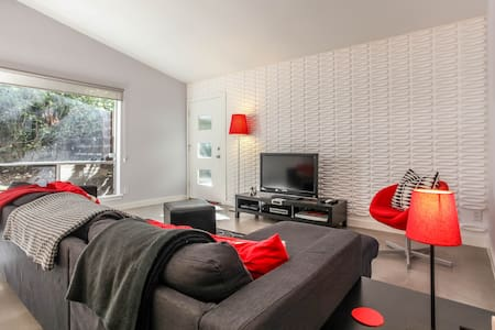 Modern 2BD with Parking - Austin - House