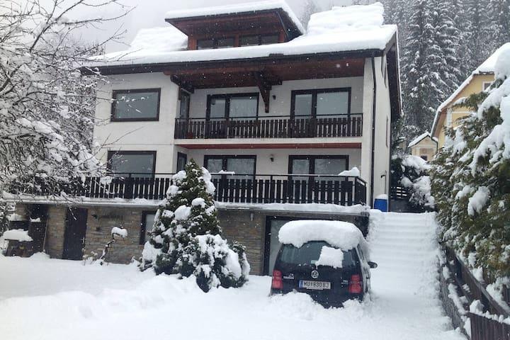 Haus Ascof - Sankt Egidi - Apartemen