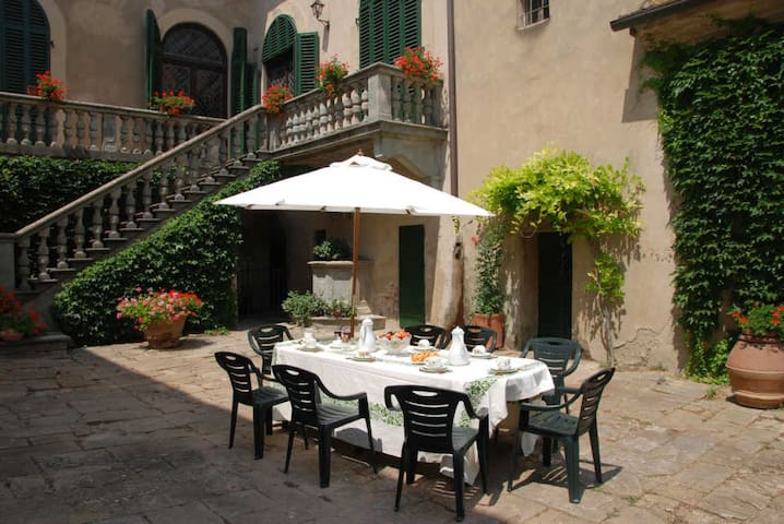 Villa di Montelopio - Unique Atmosphere - Montelopio - วิลล่า