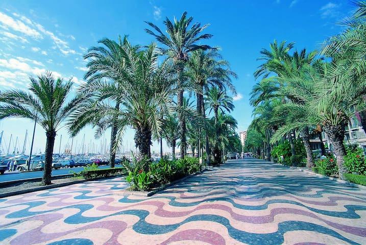 Habitación centro de Alicante