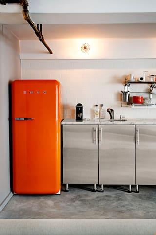 Designer's Red Hook Apartment - Brooklyn - Apartament