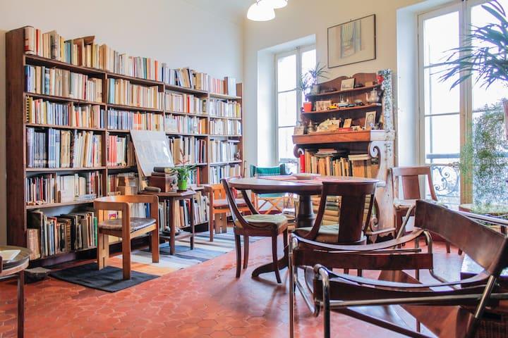 Chambre à louer Saint-Charles - Marsilya - Daire
