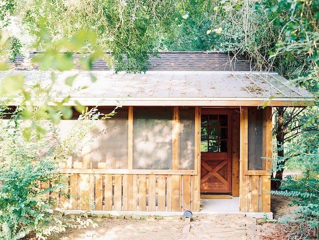East Cabin - Hempstead - Blockhütte