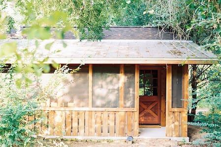 East Cabin - Blockhütte