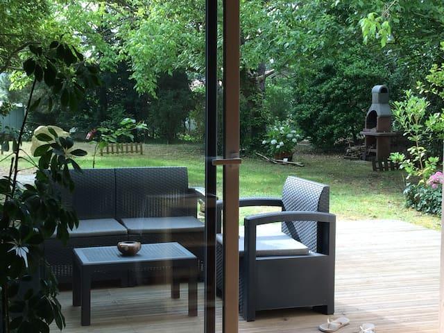 Appartement 80 m² proche de la mer Capbreton