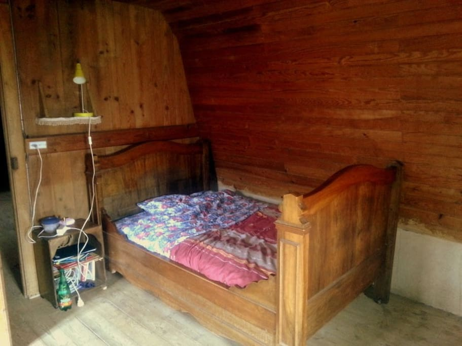 une des chambre disponible