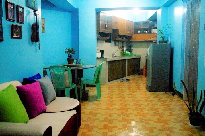 2BR Unit for 6 Pax near Wright Park - Baguio City - Rumah