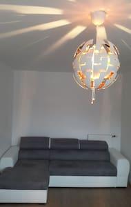 appartement près du métro avec place de parking - Ivry-sur-Seine - Apartamento
