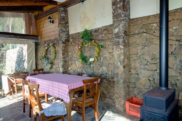 accogliente camera  con vista mare - Genova - Oda + Kahvaltı