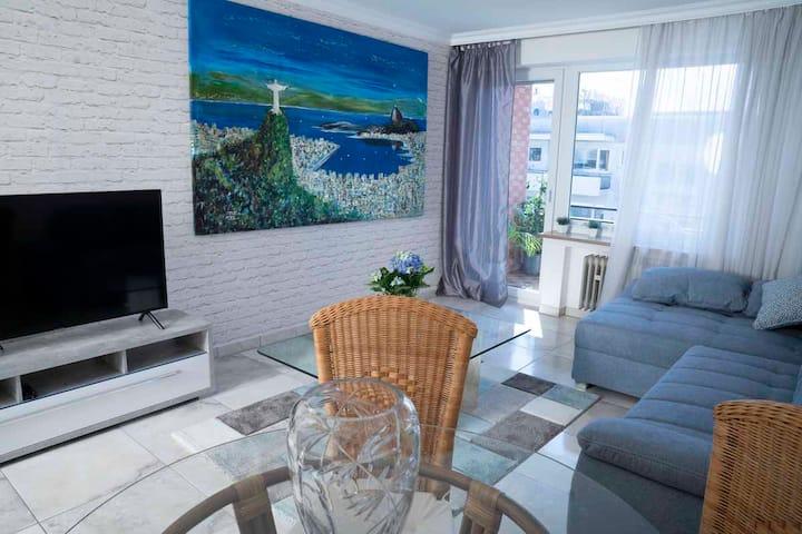 Schöne Wohnung in Obersendling, perfekte Anbindung