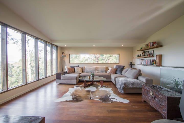 Killawarra House, bush luxury!
