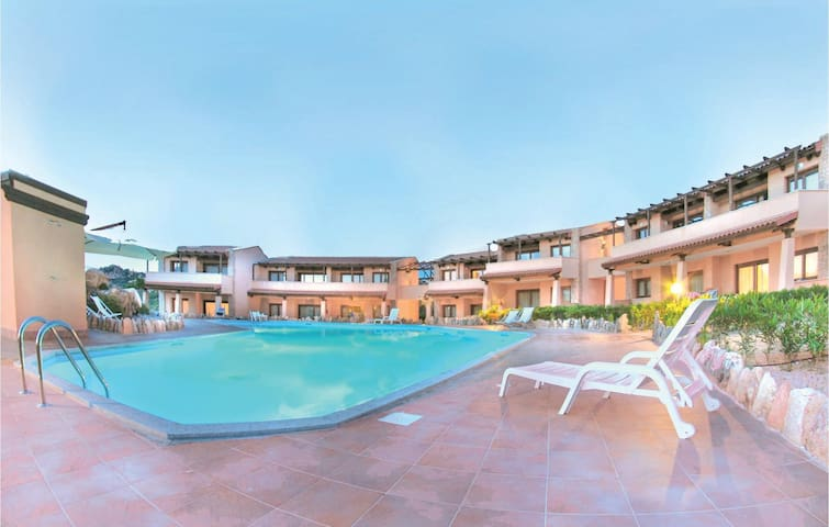Holiday apartment with 2 bedrooms on 70m² in Trinita´d´Agultu OT