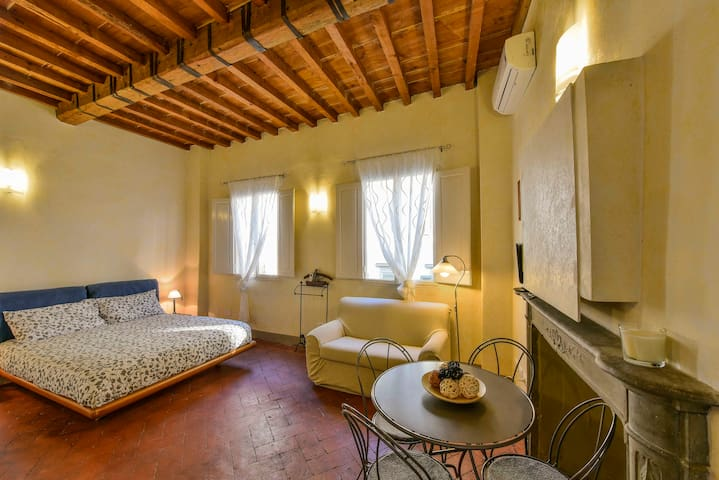 Love nest in the heart of Florence, 100m to Duomo!