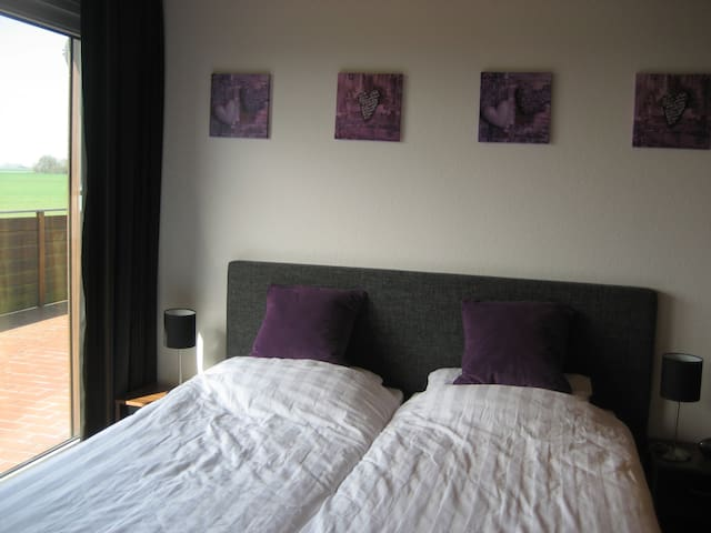 Standaard kamer in  bed & breakfast **** - Bunde - Bed & Breakfast