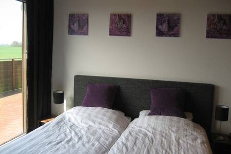 Standaard kamer in  bed & breakfast - Bunde