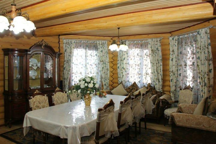 Ак Кайын Гостевой Дом Боровое - Schuchinsk - House