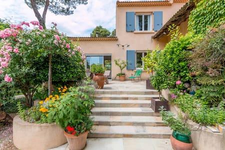 Dans villa dépaysante chambre cosy - Velaux