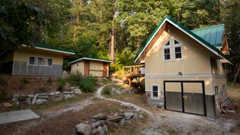 WinterHaus- cozy cabin near Lk Wen,  Leavenworth