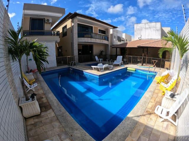 Hostel Cabo Frio C/Piscina- apartir de R$49.99