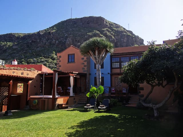 Casa Méndez - San Juan de la Rambla - Talo