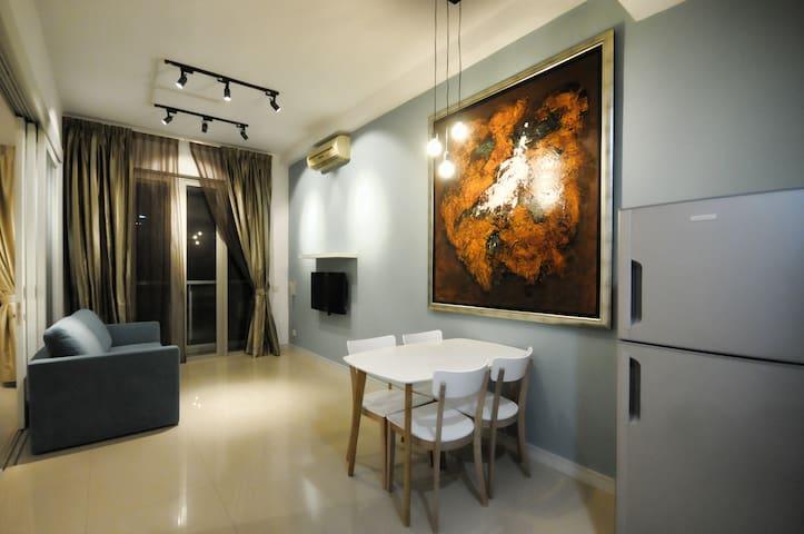 Private and exclusive apartment next to KLCC - Kuala Lumpur - Leilighet