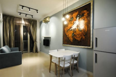 Private and exclusive apartment next to KLCC - 吉隆坡 - 公寓