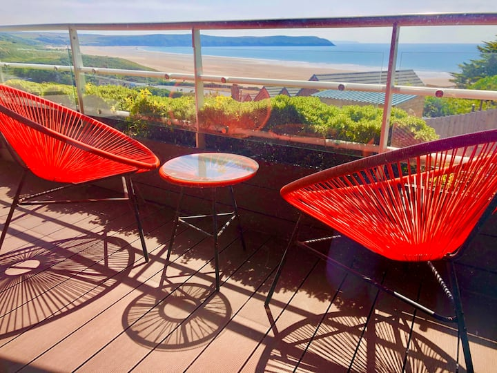 Luxury rental 4 minutes Bed to Beach: 9 Oceanpoint