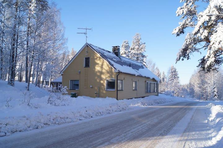 House in Ähtäri, Myllymäki
