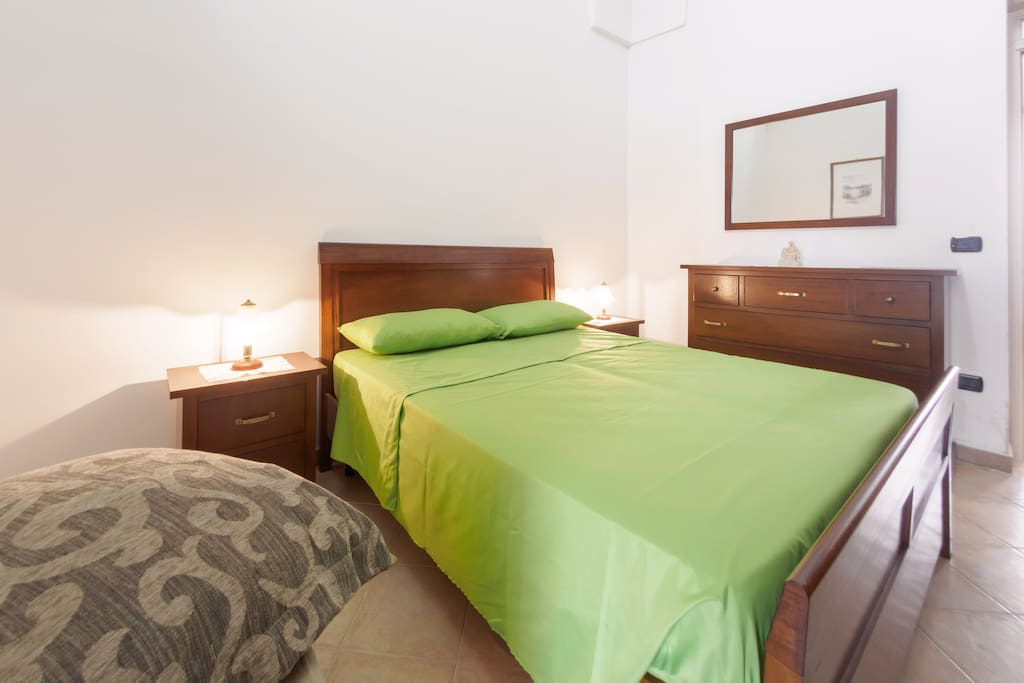 1° Camera da letto matrimoniale