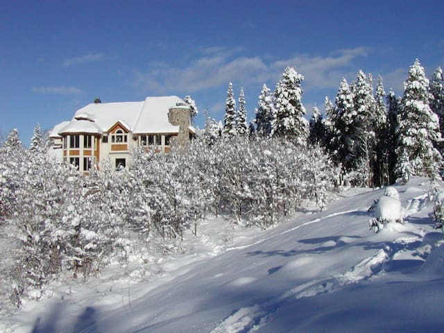 Ski In/Out 8,000 Sq.Ft. Luxury Chalet - Steamboat Springs - Maison