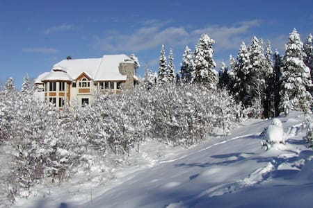 Ski In/Out 8,000 Sq.Ft. Luxury Chalet - Steamboat Springs - House