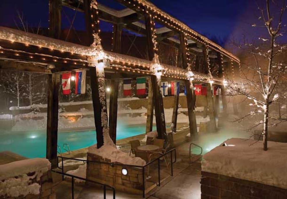 Pool and Hot Tubs