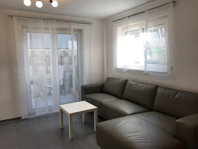 2-Zimmer Einliegerwohnung - Jettingen - Huoneisto