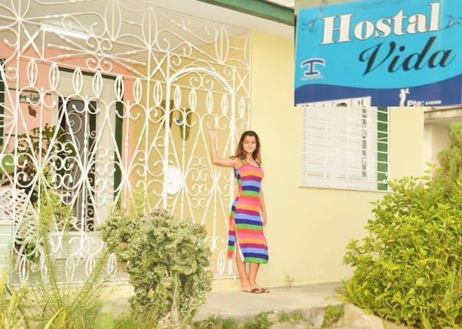Hostel Vida