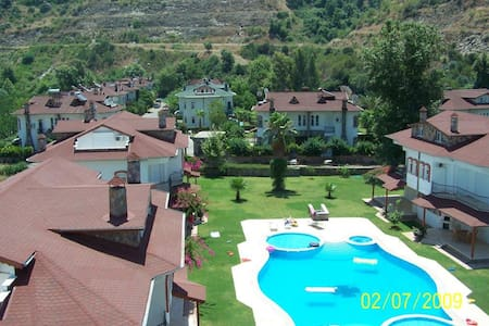 Excellent villa for holiday - Alanya - Vila