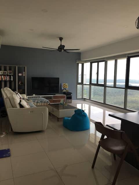 Iskandar room