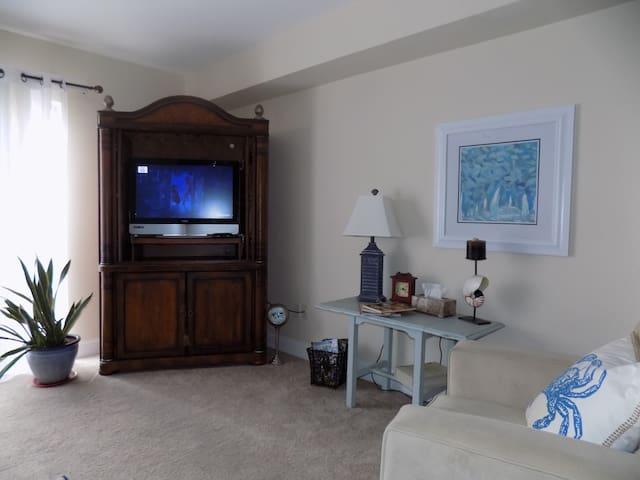 2-bedroom across street from beach - Biloxi - Condominium