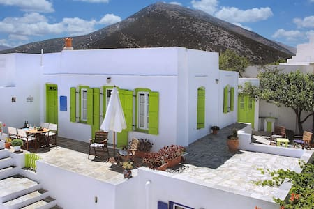 Traditional House in Sifnos