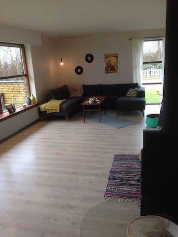 Naturskøn familievilla - Årre - Hus