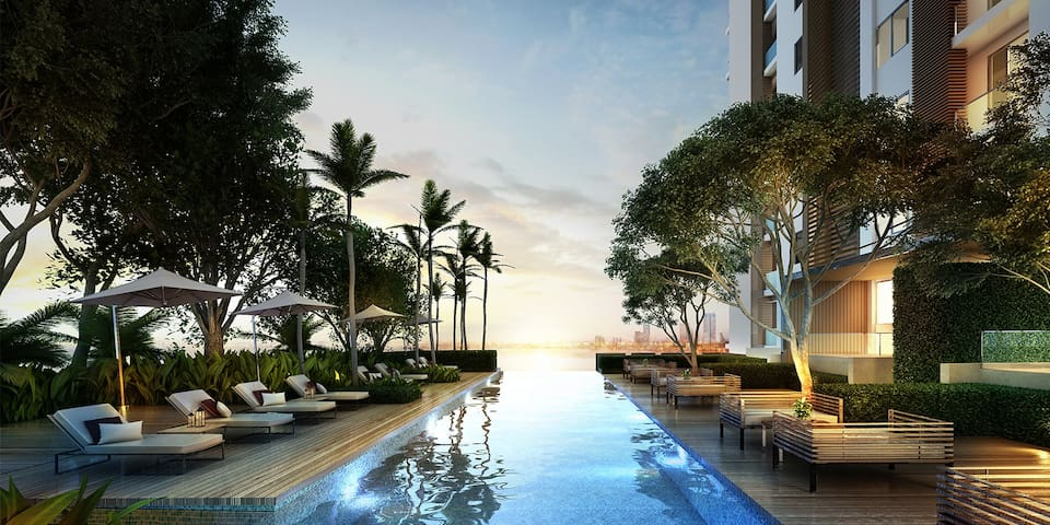 Brand New Unixx Pattaya Sea view Best price