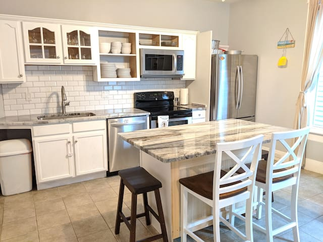 New kitchen - Cape Charles-HGTV Beach within Reach