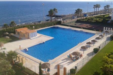 Apartamento junto ala playa - Algarrobo